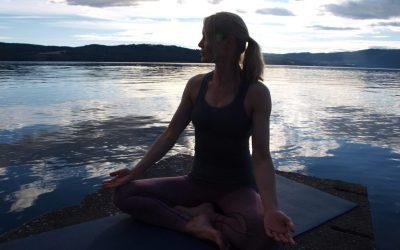 Nyhet: Vi starter med Medisinsk Yoga