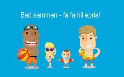 3 for 2 på familiebilletter i Ankerskogen