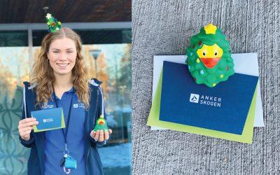 Mangler du julegaver? Kjøp gavekort i Ankerskogen!